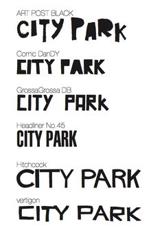 Tiny Bits: Saul Bass Inspired Fonts