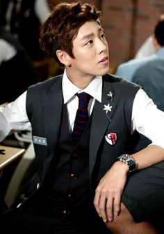 Lee Hyun Woo as Cha Eun Gyeol (To The Beautiful You) I really love this drama i watched it about 3 times ❤️