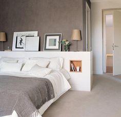 Bedroom - head board