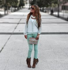 mint for fall