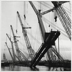 Cas Oorthuys - Adriaan Volker, Rotterdam  (1971)