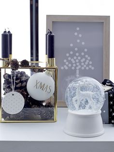 Christmas decorations <3 Design by Bloomingville