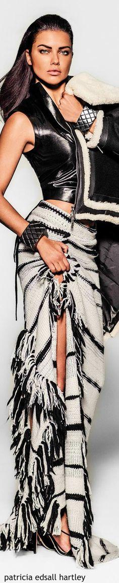 Adriana Lima - Vogue Mexico - July 2015