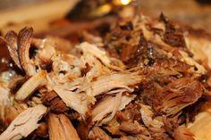 Crock-Pot Caribbean Jerk Chicken Tacos | Delectable Darlings