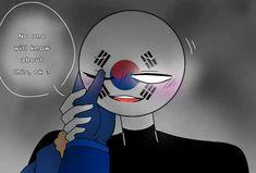 Gumball Image, South Korea North Korea, Vietnam, Country Art, Fujoshi, Hetalia, Kawaii Anime, Cute Art, Korean