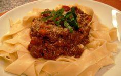 Tagliatelle romagnole - La ricetta di Buonissimo