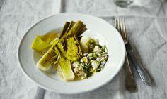 10 best leeks recipes: butter bean, leek and cauliflower salad