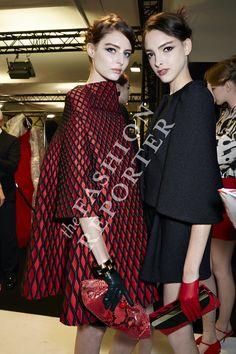 Giorgio Armani Prive Haute Couture FW14-15 | Ph. Antonello Trio