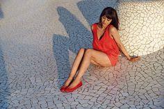 Zara Martín in Pretty Catalogue SS15 #PrettyBallerinas