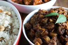 This is a spicy dish, well flavored with cocum and pepper. It is a simple and quick chemmeen roast preparation. It goes well with rice.