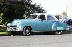 aqua Classic Car Oil Paintings - Bing images