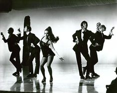 Rich Man's Frug from the musical comedy Sweet Charity. Directed and Choreographed by Bob Fosse
