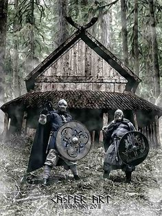 Viking Jarls