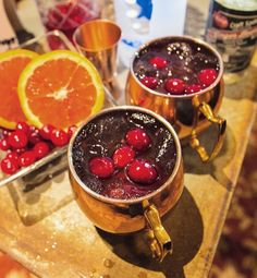 """431 Likes, 8 Comments - Just Add Salt (@justaddsalt_) on Instagram: """"#TBT to Just Add Salt's New Year's Mixology Class. Make this wintery Blood Orange Mule while fresh…"""""""