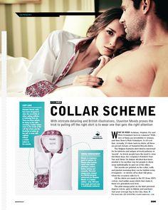 Staunton Moods in Square Mile magazine