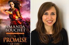 A Promise of Fire, Amanda Bouchet: Book Review