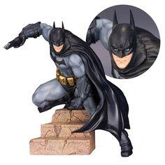 Batman Arkham City ArtFX+ Statue - Kotobukiya - Batman - Statues at Entertainment Earth