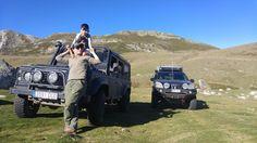 #ani4x4 Land Rover Defender & Toyota Fuentes Carrionas Montaña Palentina Curavacas