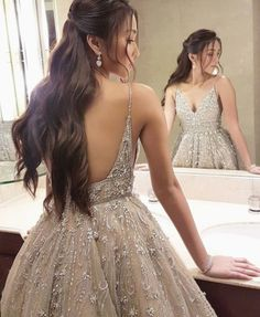 Custom Dresses inspired by Haute Couture Designer Evening Fashion – Wedding Gown Prom Outfits, Homecoming Dresses, Prom Party Dresses, Beaded Wedding Gowns, Wedding Dresses, Pretty Dresses, Beautiful Dresses, Haute Couture Designers, Custom Dresses