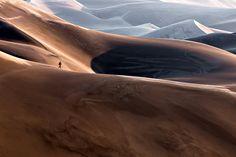 Vast land by Mohammadreza Momeni