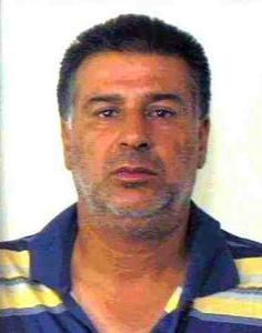 Giuseppe Tarantino(1963)Reggente de la famille de Camporeale (San Giuseppe Jato)1999-2011. arrested on 21 April 2015.