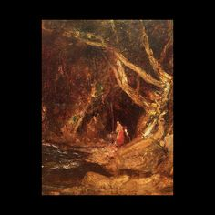 "Joseph Vickers DeVille English Painter ""The Wishing Well"" circa 1890 Wishing Well, Joseph, Wellness, English, Painting, Art, Art Background, Painting Art, Kunst"
