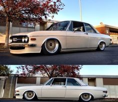 Audi 100. Lower is better.