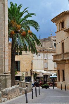 Santanyi, Majorca, Spain