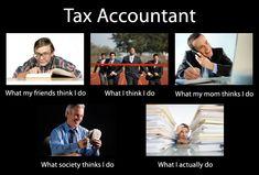 Accounting Humor - A Tax Accountant