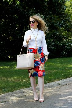 Lawyer Lookbook: The Perfect Pencil Skirt for Transitioning Into Fa...