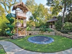 kid yard ideas | Guest Blogger: Creating the Ideal Backyard Play Area for Kids | Home ...