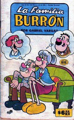 tlax - comic de la familia burrón episodio #128
