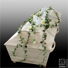 Tombstone Designs, Grave Decorations, Funeral Flowers, Bridal Dresses, Inspiration, Floral Arrangements, Flowers, Garlands, Flowers For Funeral
