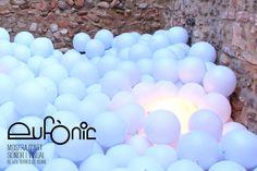 """dondecabentres.com  INSTALACIÓN EFIMERA """"SONALLS"""" Eufònic, Mostra d'Art Sonor i Visual de les Terres de l'Ebre  Año: 2014 Lugar: Antic Convent de Sta. Maria de la Ràpita"""