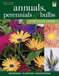 Annuals, Perennials & Bulbs for Your Home