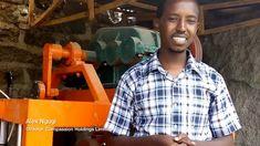 Afrika ya ujana Nakuru duo imeingia biashara ya ujenzi na 40 saruji mashine block Solid Brick, Construction Business, Concrete Blocks, Manual, Africa, Men Casual, Mens Tops, Textbook