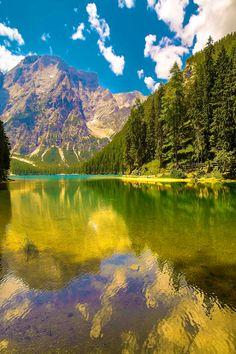Braies Lake (BY:Mauro Tonti