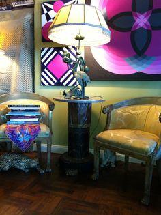 Iris Apfel, interior design