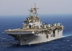 USS Wasp (LHD-1) - Wasp class Amphibious Assault Ship (USA)