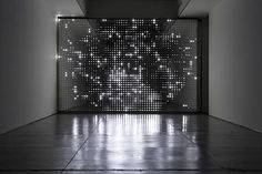 Leo Villareal, light installation artist