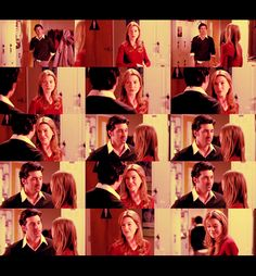 """Grey's Anatomy - DEREK: """"It's not the chase."""" - MEREDITH: """"What?"""" - DEREK: """"You and me. It is not the thrill of the chase. It's not a game. It's… it's your tiny ineffectual fists. And your hair."""" - MEREDITH: """"My hair?"""" - DEREK: """"It smells good. And you're very, very bossy. It keeps me in line."""" - MEREDITH: """"I'm still not going out with you."""" - DEREK: [smiles] """"You say that now."""""""