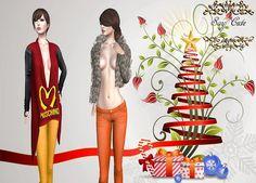 Diosaharu Adamski: SAY CUTE  - ~String Fashion~