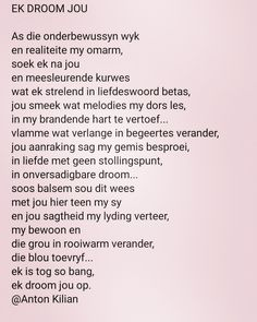 Afrikaans Quotes, Poems, Positivity, Motivation, Cat, Poetry, Cat Breeds, Verses, Cats