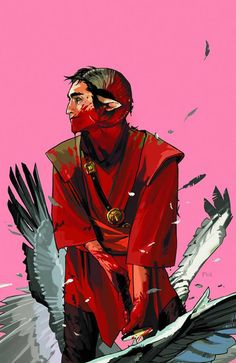 Fiona Staples' cover art for Vol. 2 of Brian K. Vaughan's graphic novel 'Saga'