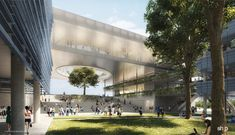 First phase of SHoP Architects' Fulbright University Vietnam masterplan breaks ground | Bustler