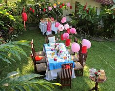 Mad Hatter Tea Party Ideas - Bing Images