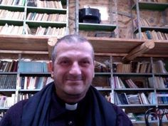 Le prêtre syrien Jacques Mourad a été enlevé par Daesh le 21 mai.