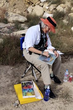 Paint Out at the Escalante Canyons Art Festival