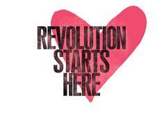 Revolution starts here !!!