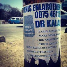 Penis Enlargement Cream - Funny Male Enhancement Advertisement!